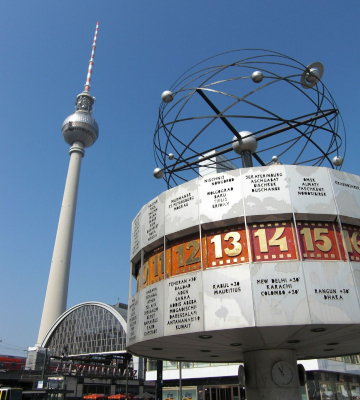 The Berlin Clock