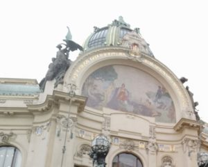 Prague's Art Noveau Architecture