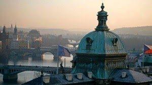 View over Vltava, Prague